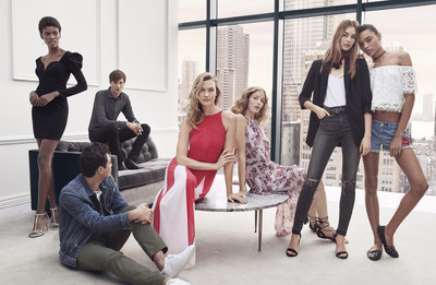 "Express Launches ""Your Life, Your Dress Code"""