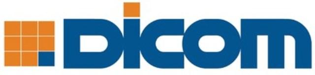 Dicom Logo (CNW Group/Dicom Transportation Group Canada Inc.)