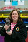 Ruth Libby, Founder of Ruth's Reusable Resources of Portland, Maine is the 2017 Rare Life Award Grand Prize Winner