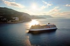 Viking Sky Sets Sail On Maiden Voyage