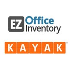 EZOfficeInventory enabling KAYAK to manage its rapidly growing IT catalog