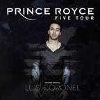 Prince Royce anuncia las fechas de su gira estadounidense parte de su FIVE World Tour