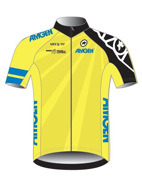 2017 Amgen Tour of California Race Leader Jerseys Unveiled