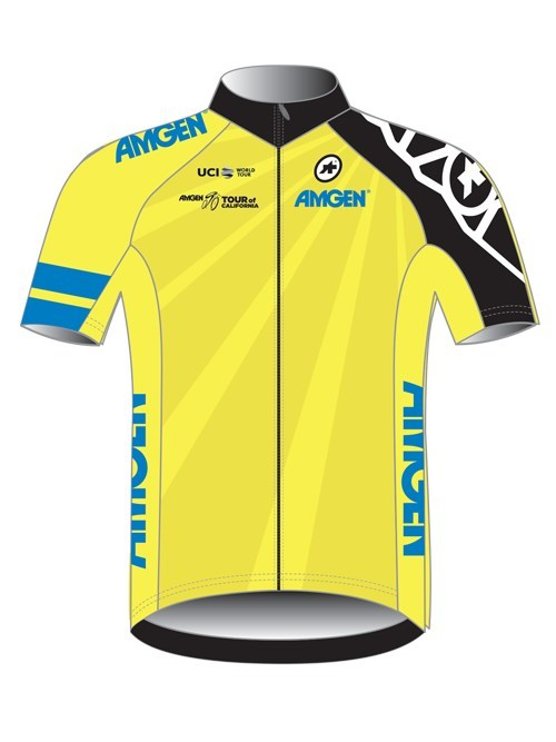 2017 Amgen Tour of California Race Leader Jerseys Unveiled