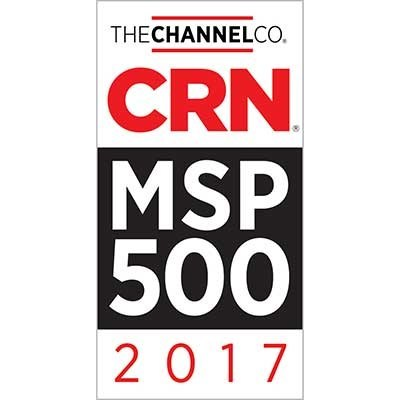 Mosaic451 named to CRN's 2017 Managed Service Provider (MSP) 500 list in the Managed Security 100 category