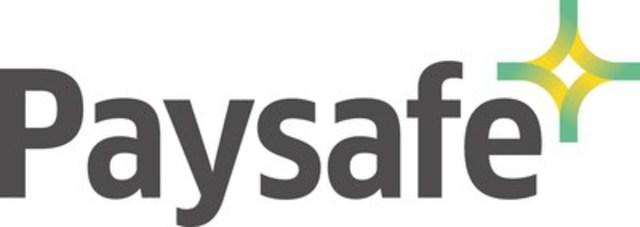 Logo : Paysafe (Groupe CNW/Groupe Paysafe Plc)