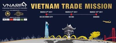 VNARP Vietnam Trade Mission March 2017