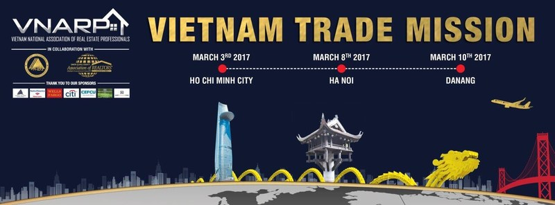 VNARP Vietnam Trade Mission March 2017