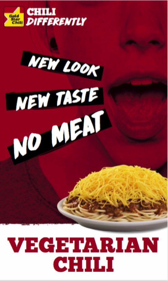 Gold Star Chili Launches The First Cincinnati Style Vegetarian Chili
