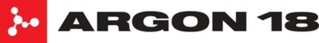 Logo: Argon 18 (CNW Group/Argon 18)