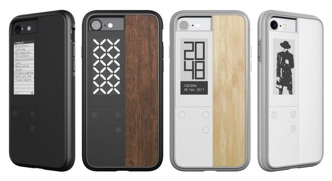 Oaxis' line of InkCase IVY iPhone Cases