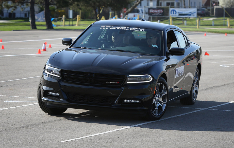"""Four fully registered classes of teens and parents are on tap for the first Phoenix-area stop of the """"Mopar Road Ready Powered by Dodge"""" teen safe-driving program, scheduled for March 4-5 at Wild Horse Pass Motorsports Park in Chandler, Arizona"""
