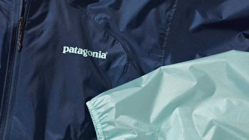 HeiQ and Patagonia announce their exclusive strategic research partnership to explore novel ways for textile finishing to achieve non-pfc, breathable and durable water repellence (DWR) with new level of performance. The two companies share the same vision that technology can perfect every-day textile products and that forms the basis of this partnership. (Image: Patagonia.com) (PRNewsFoto/HeiQ Materials AG)