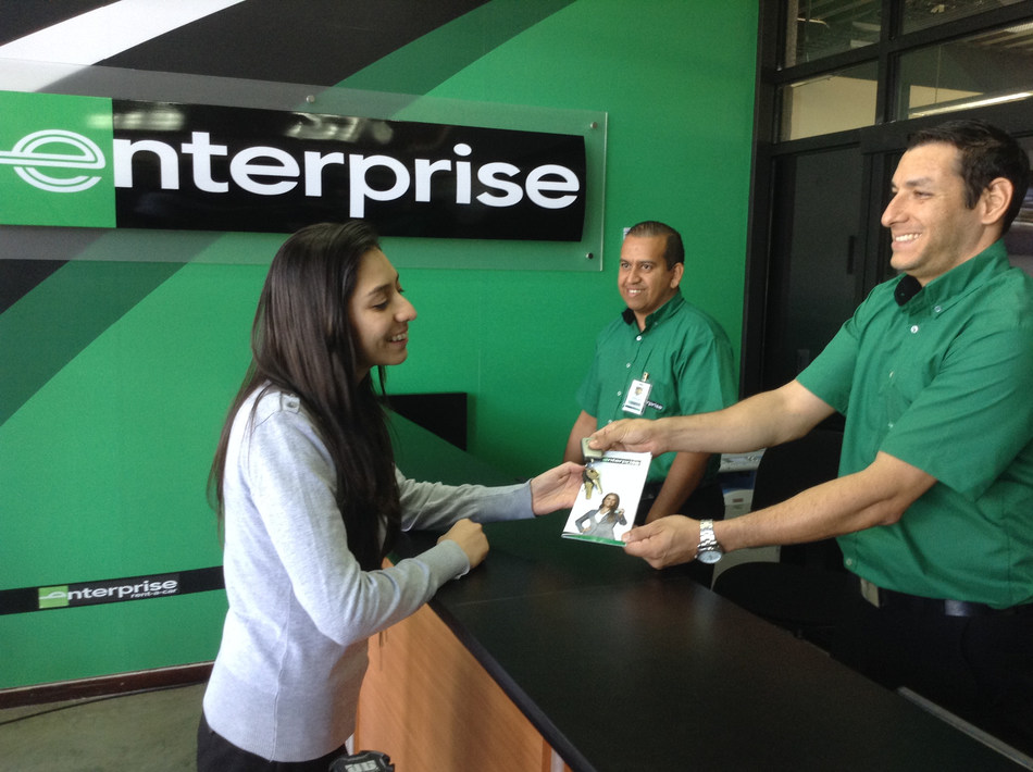 Enterprise Rent-A-Car (www.enterprise.com)