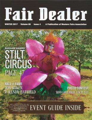 Front cover of Fair Dealer Magazine