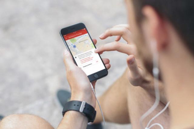 Travel Navigator™ met à disposition des voyageurs internationaux des applications mobiles dotées de plateformes tout-en-un donnant accès à des ressources médicales, ainsi qu'à des ressources afférant à la sécurité et au voyage. (Groupe CNW/Ingle International Inc.)