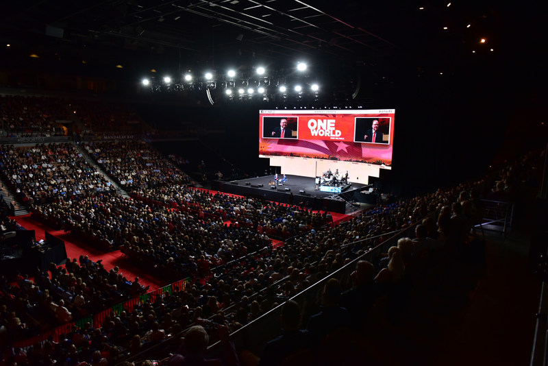 More than 6,000 real estate agents and brokers from 60 different countries are in attendance at the RE/MAX R4 Convention this week in Las Vegas.