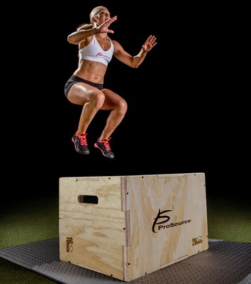 ProSource will officially release three of its newest training and agility fitness products,including Plyometric Jumping Boxes, at the IHRSA  trade show March 9-10, 2017.   ProSource makes high performance, versatile products for cross-training and resistance workouts, muscle therapy, and yoga/Pilates. The fitness company exists to inspire active, healthy lifestyles with products that make fitness attainable and enjoyable for everyone.