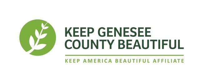 Keep Genesee County Beautiful logo.