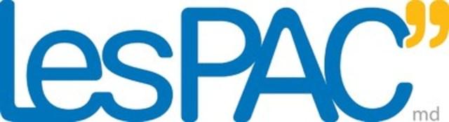 Logo : LesPAC (CNW Group/LesPAC.com)