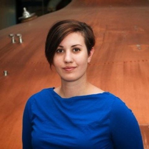 Brewmaster and Innovation Ambassador, Amanda Butt, M.Sc. (CNW Group/Great Western Brewing Company)