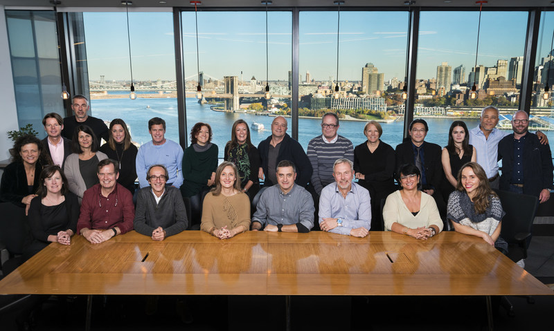 The Bloc Partners at their most recent bi-annual meeting in New York last November