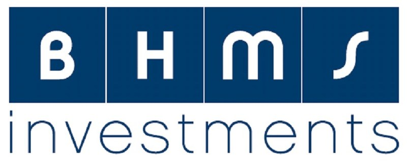 BHMS Investments Logo (PRNewsfoto/BHMS Investments, LP)