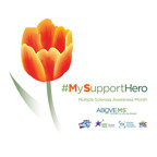 #MySupportHero Celebrates Support Partners During Multiple Sclerosis (MS) Awareness Month