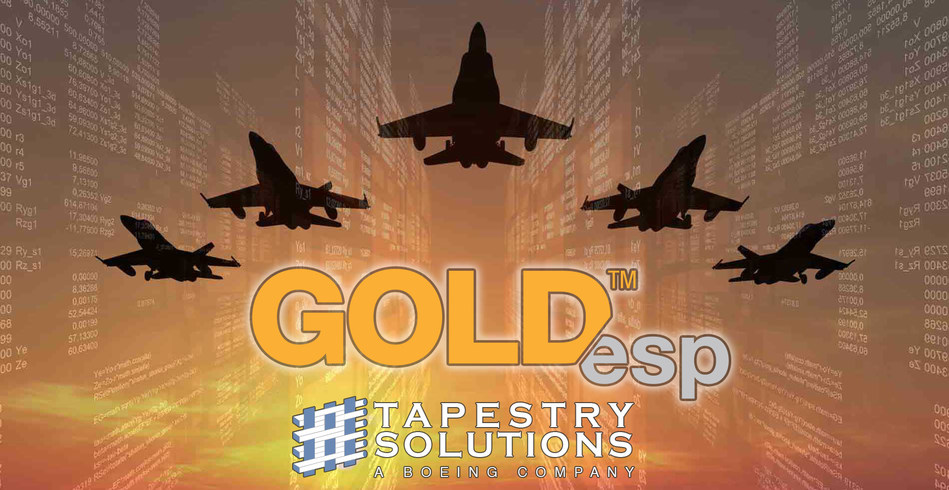 Tapestry's GOLDesp MRO software will automate maintenance operations for the Kuwait Air Force's fixed and rotary wing aircraft.