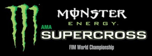 2017 Monster Energy AMA Supercross Toronto (CNW Group/2017 Monster Energy AMA Supercross Toronto)
