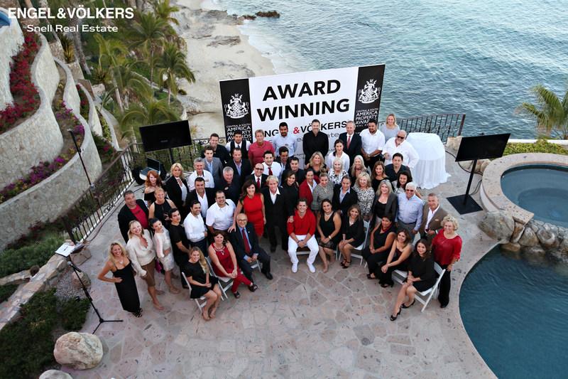 Engel & Völkers Snell Real Estate Celebrates Multiple Wins in Best Real Estate Agency Categories.
