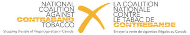 Logo: National Coalition Against Contraband Tobacco (CNW Group/National Coalition Against Contraband Tobacco (NCACT))