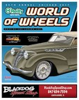 Blackdog Speed Shop Sponsors 55th Annual Chicago World Of Wheels