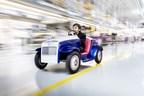Rolls-Royce SRH (PRNewsFoto/Rolls-Royce Motor Cars)