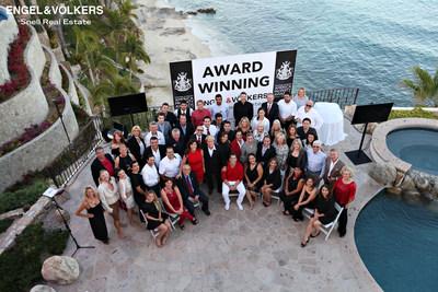 Engel & Völkers Snell Real Estate, Los Cabos, Mexico Gano doble 2016/2017 International Property Awards