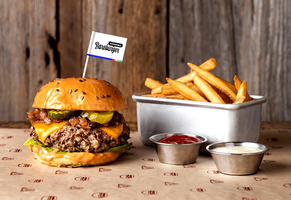 The Impossible Burger debuts March 2 at the Bareburger outlet at 535 LaGuardia Place, NY, near NYU.