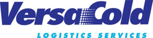 VersaCold Logistics Services English Logo (CNW Group/VersaCold Logistics Services)