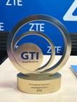 Vierde GTI-Award: ZTE wint de Innovatieve Solution en Applicatie-Award