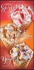 Cold Stone Creamery Welcomes Spring With Three New Frozen Treat Flavors And Two Cakes For Mother's Day