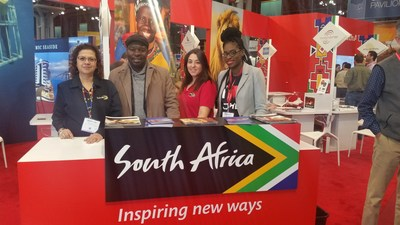 South Africa Inspiring New Ways at the New York Times Travel Show