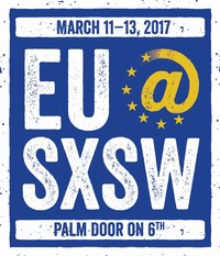 EU SXSW Logo (PRNewsFoto/European Union Delegation to US)