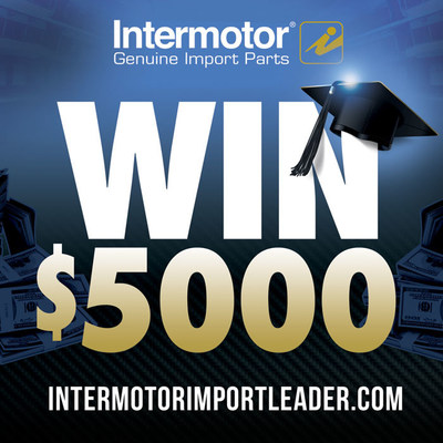 The third annual Intermotor Import Leader Automotive Scholarship will award two deserving technicians with $5,000 each.