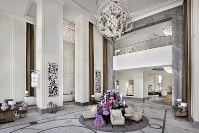 Address Boulevard by Emaar Hospitality Group (Interior) (PRNewsFoto/Emaar Hospitality Group)