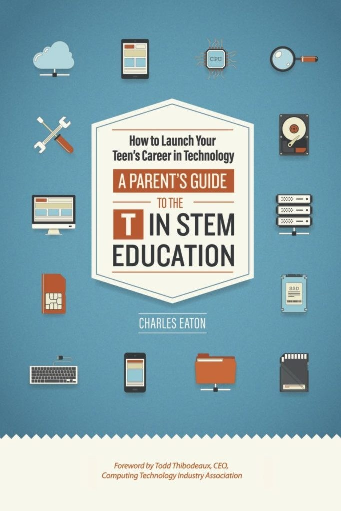How to Launch Your Teen's Career in Technology: A Parent's Guide to the T in STEM Education is part of CompTIA's NextUp initiative to interest teens in tech careers. The book provides parents of tweens and teenagers - from middle school through high school-- with an insider's view of today's tech careers and reveals a vibrant, diverse industry bursting with opportunities that are easier for eager students to seize.