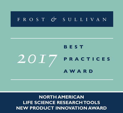 Frost & Sullivan recognizes Bioz, Inc. with the 2017 North American New Product Innovation Award.