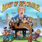 Basketcase, Inc. Launches Kickstarter Campaign for Basket of Deplorables - the Board Game!