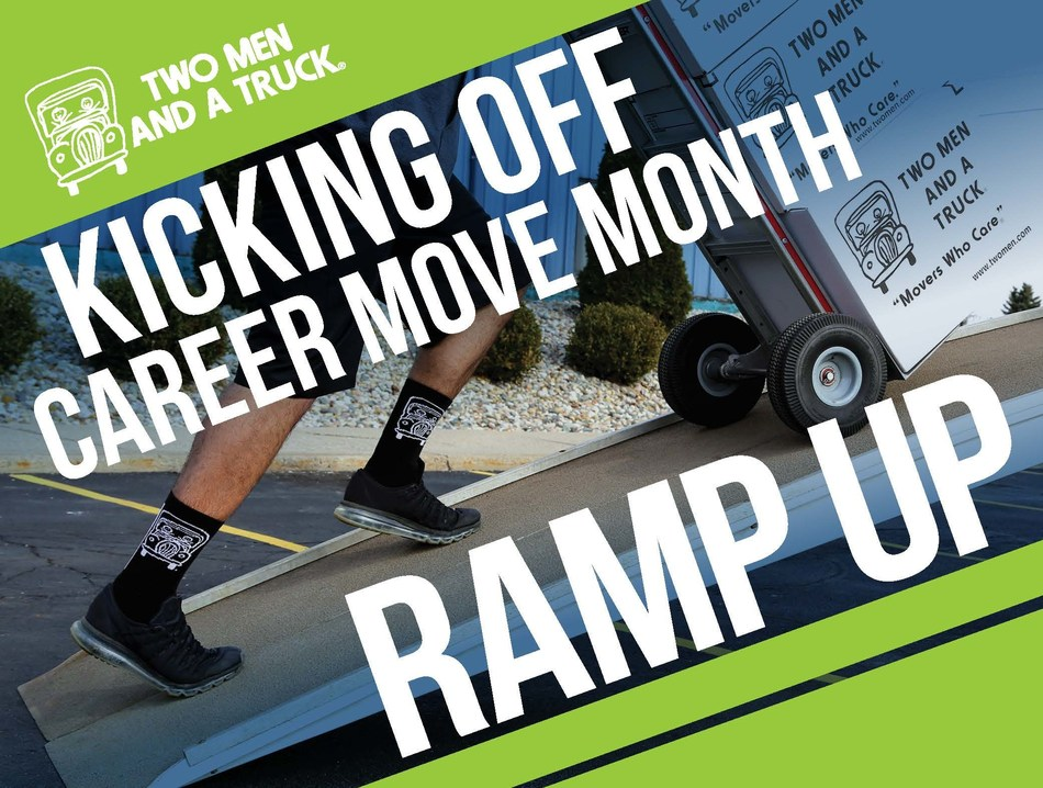 Check out TWO MEN AND A TRUCK(R) career opportunities across the country!