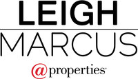 Leigh Marcus is a top-rated agent at @properties, the #1 brokerage in Chicago. (PRNewsFoto/Leigh Marcus)
