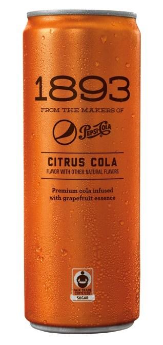 1893 Citrus Cola