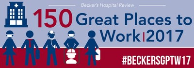 150 Great Places to Work in Healthcare